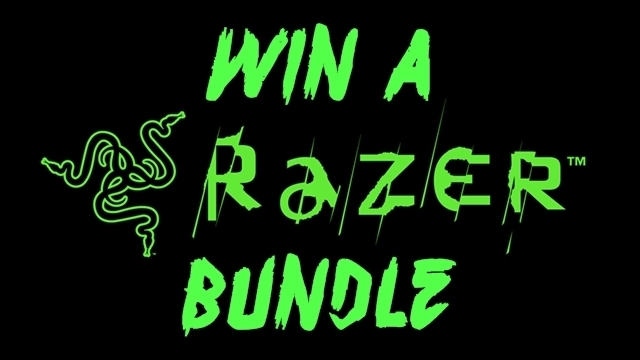 Win a Razer Bundle