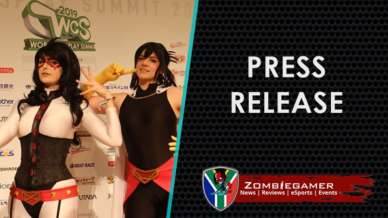 Press Release | Rand Show 2020 Brings Cosplays Best to SA for the World Cosplay Summit